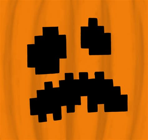 minecraft pumpkin design by deathangel67 on deviantart