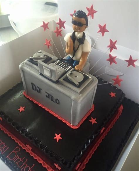 DJ Cake   Peter Herd