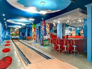 Basement game rooms cool room ideas cool basement game room interior