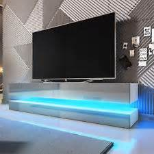 Home Wall Lighting Design by Floating Tv Stand Ebay