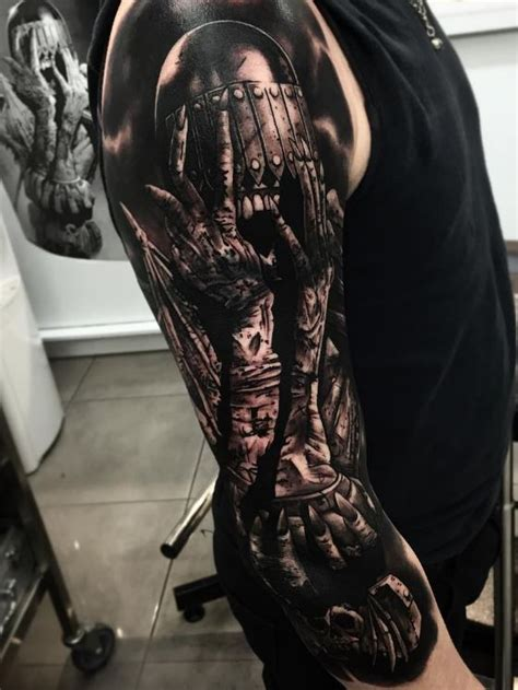 judge death tattoo inkstylemag