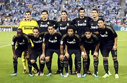 Real Madrid Players 2013
