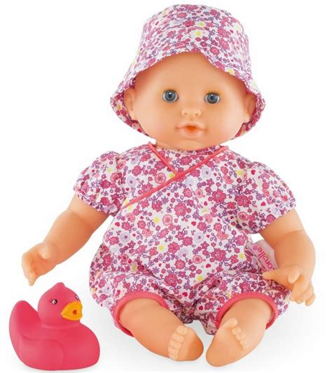 Bloom Baby Baby Bather corolle mon premier bebe bath floral bloom baby doll