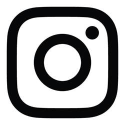 White Instagram Logo Outline by Instagram New Icon Vector Instagram Vector