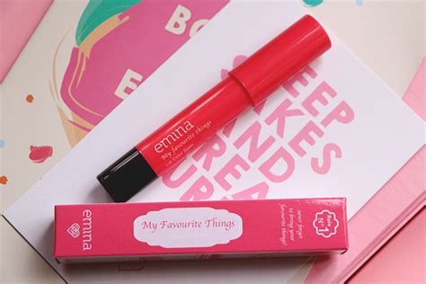 Harga Emina My Favourite Things Lip Color Balm vani sagita overview emina