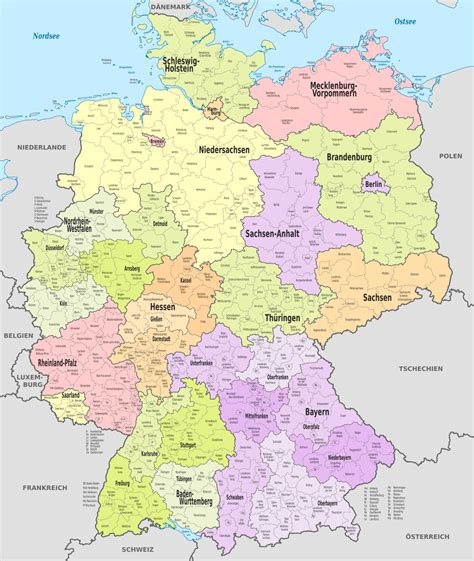 kare deutschland file germany administrative divisions districts de