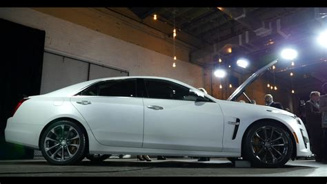 the fastest most powerful cadillac in history the 2016 cts v the most powerful cadillac ever the 2016 cts v