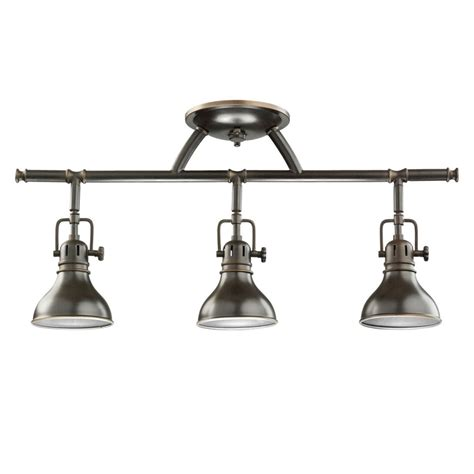 kitchen island track lighting hton bay track lighting exciting modern dining room