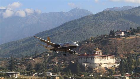 Flights From Ktm To Bkk About Bhutan Druk Asia Drukair Rep