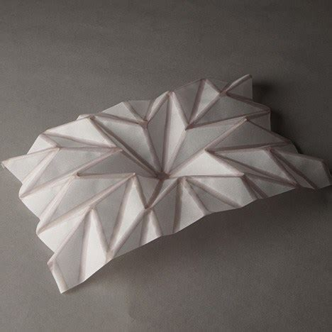 3d Paper Folding Templates - 3d paper folding printer these wooden ideas