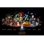 Star Wars Anthology Wallpapers  HD
