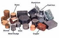 Common Metallic Materials