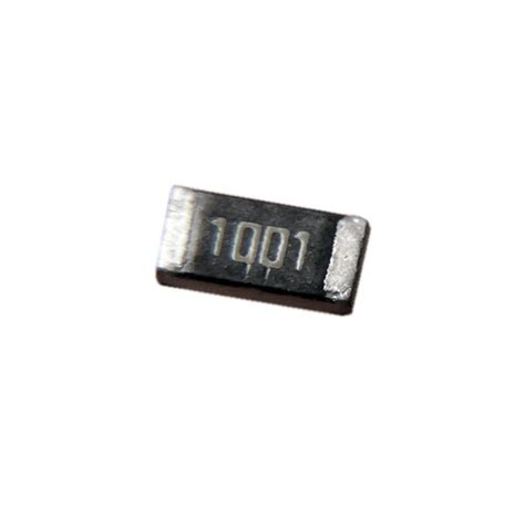 10 ohm smd resistors surface mount 0 25w 1 1206 package smd buy in india digibay