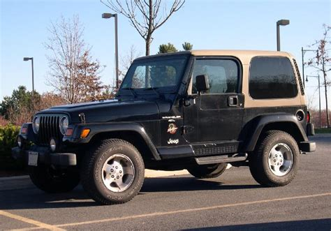 What Is A Tj Jeep File Jeep Wrangler Tj Jpg