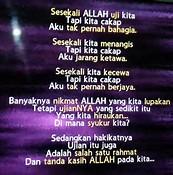 Mutiara Kata Hikmah Islam