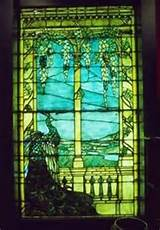 Faux Leaded Glass Window Film Pictures