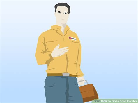 Find A Good Plumber How To Find A Plumber 9 Steps With Pictures Wikihow