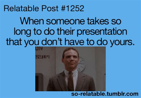 5 Interesting Posts To Blogstalk by When Someone Takes So To Do Their Presentation That
