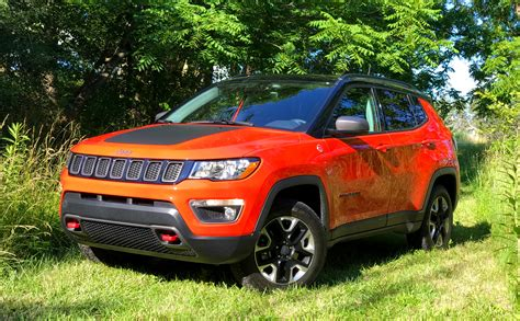 jeep compass trailhawk 2017 2017 jeep compass trailhawk review