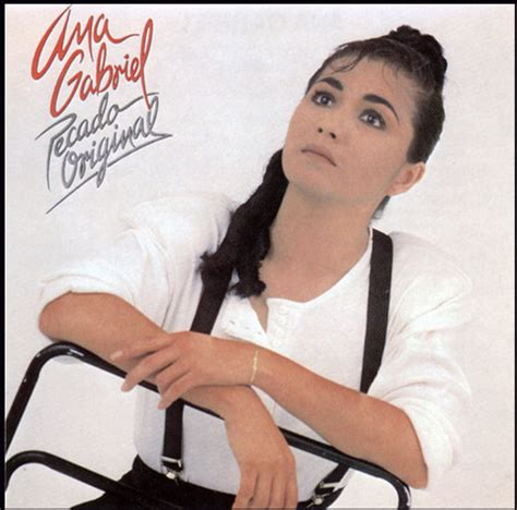 format na cd ana gabriel pecado original cd album at discogs