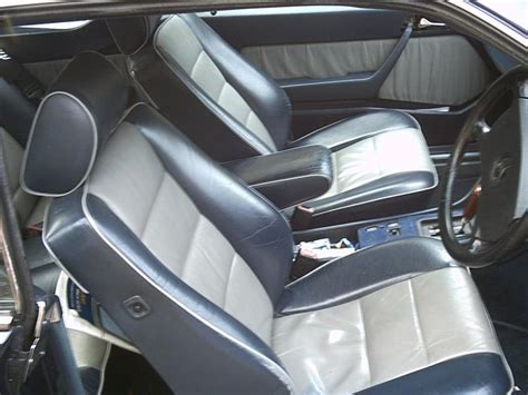 W124 Interior Colors by Need Two Tone Leather Ideas Mbworld Org Forums