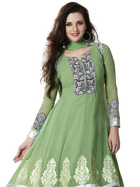 unstitched salwar suits online unstitched anarkali ethnic suit enadr8005bswgt cilory com