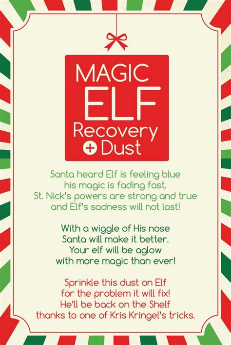 printable magic elf story star wars card bespoke prints