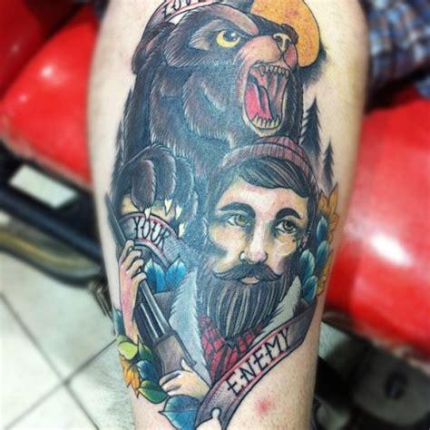 enemy tattoo enemy