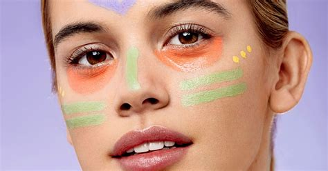 what color concealer for redness how to use colour correcting concealers to cover