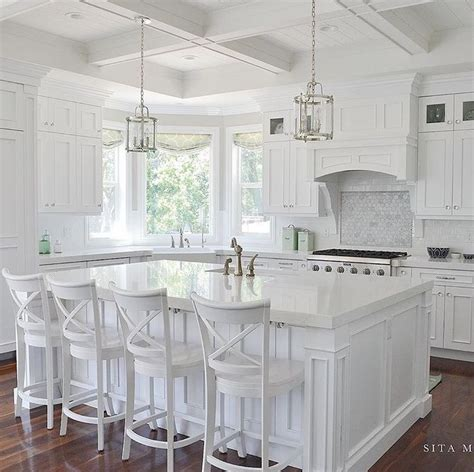 all white kitchen best 25 all white kitchen ideas on pinterest