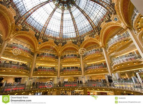 Sale Time At Galeries Lafayette by Galeries Lafayette Royalty Free Stock Images Image 15462229