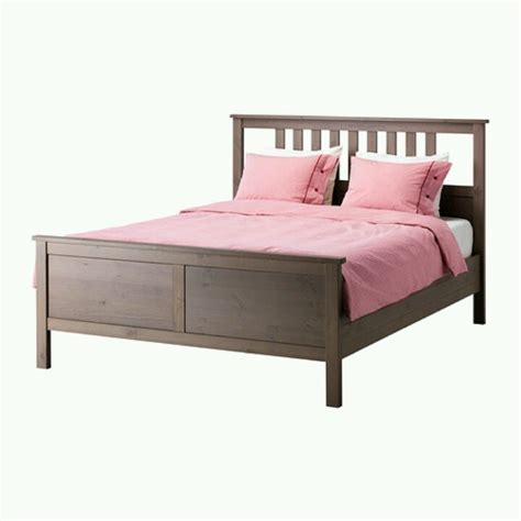 ikea hemnes bed hemnes queen bed ikea home pinterest