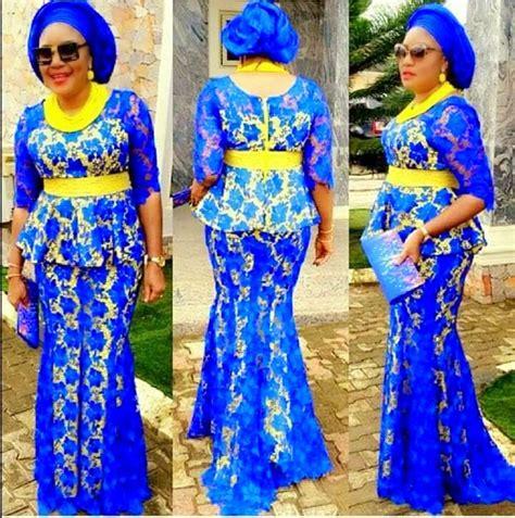 green lace nigerian women designs for weddings http www dezangozone com 2015 04 trendy lace designs