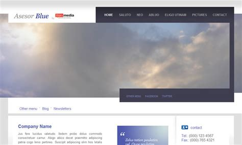 drupal themes jackson 15 free and professional drupal themes
