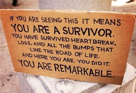 Your A you are a survivor pictures photos and images for