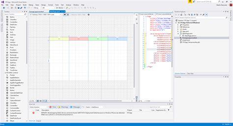 xaml layout responsive creating responsive element in xaml stack overflow