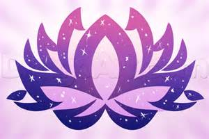 How To Draw A Lotus How To Draw A Lotus Step By Step Tattoos Pop