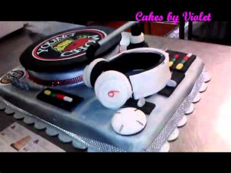 move over tv print radio google a cakes across dj turntable cake w record that spins youtube