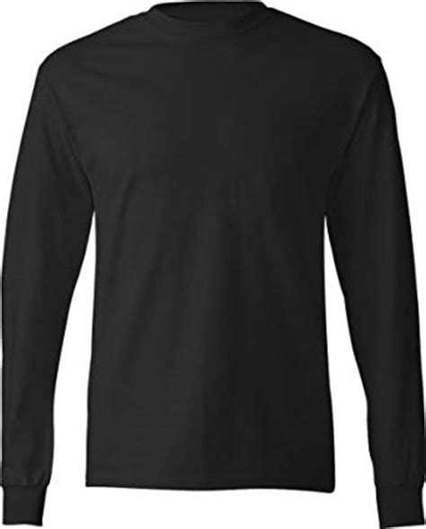 Kaos Huf Pocket black sleeve t shirt artee shirt