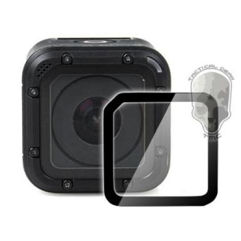 Aluminium Replacement Lens Kit For Gopro 4 Session Termurah tmc lens replacement kit screen protector for gopro 4 session hr341 jakartanotebook