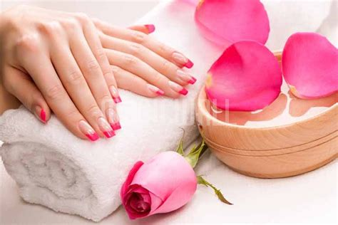 Custom Wall Murals Canada nail manicure at spa wall murals wall decals posters