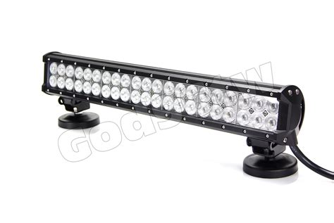 Led Light Bars For Atvs 20 Quot 126w Cree Led Light Bar Road Work 10500lm Atv Utv Jeep Suv Truck 4wd Hid Ebay