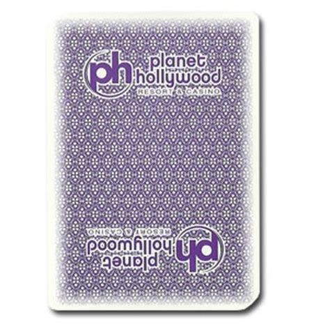 Hollywood Casino Gift Card - used planet hollywood casino playing cards