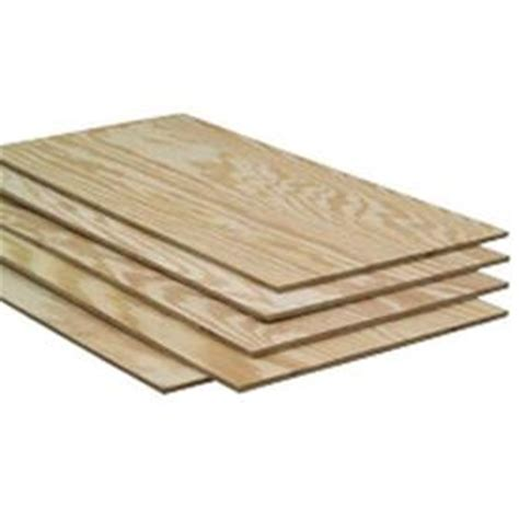 boat building yellow pine shop plywood at lowes