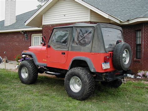 Jeep Wrangler Grande Jeep Yj Wrangler Grande Photos News Reviews Specs
