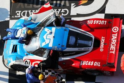 ford ecoboost powers chip ganassi racing to victory in 2008 lola b08 70 krohn racing prototype pictures news