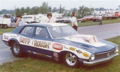 mclaren mp4 12c: gapp and roush 4 door maverick race car