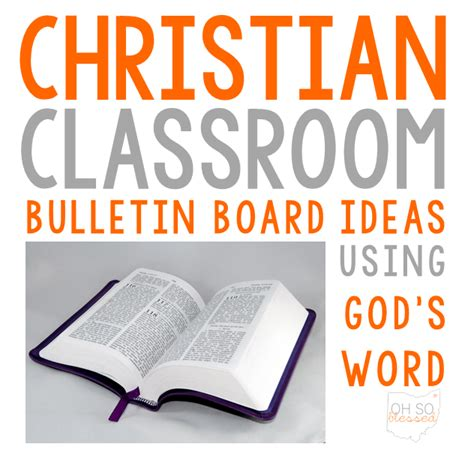 themes for christian education o h so blessed bulletin board ideas for the christian