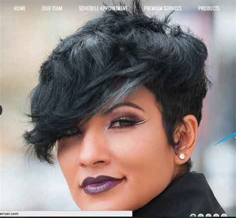 new najah hair via najah aziz owner at like the river salon