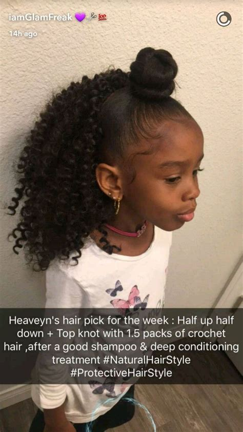 Hairstyles For Black Children by 1356 Best Black Hair Images On